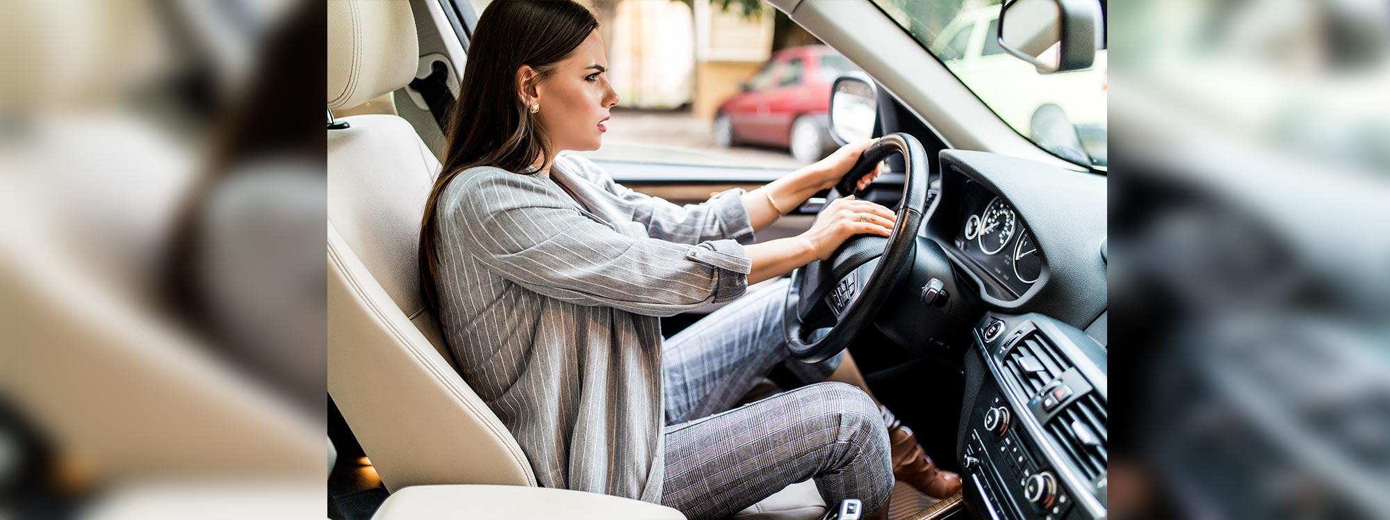 ¿Cómo se produce la ira de carretera?