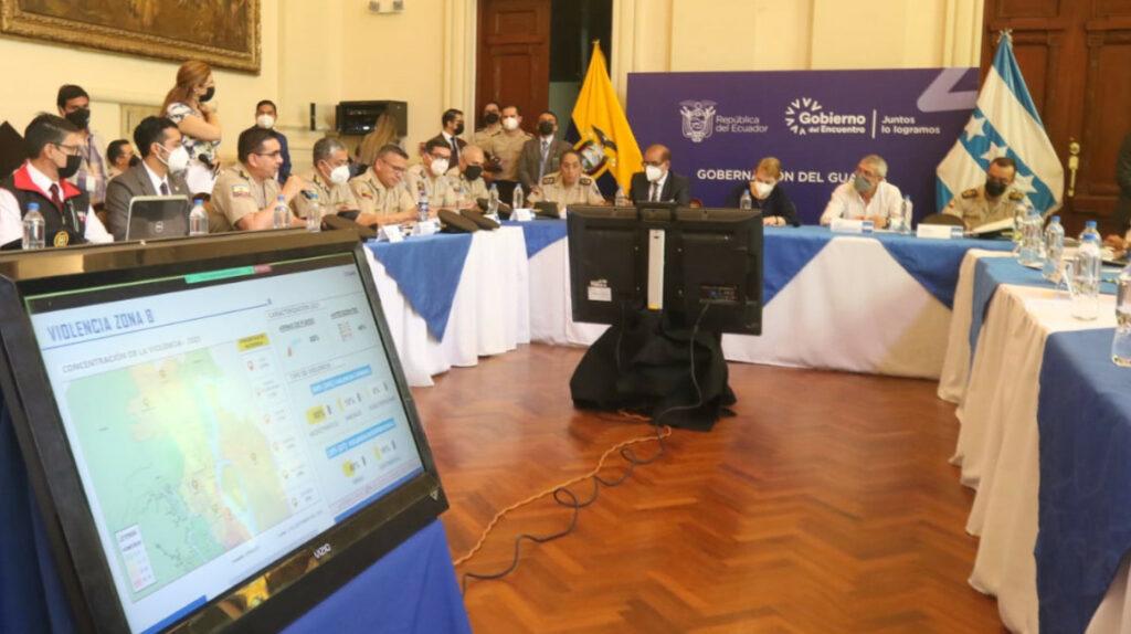 Tres fuerzas de tarea intervendrán Guayas para combatir delitos