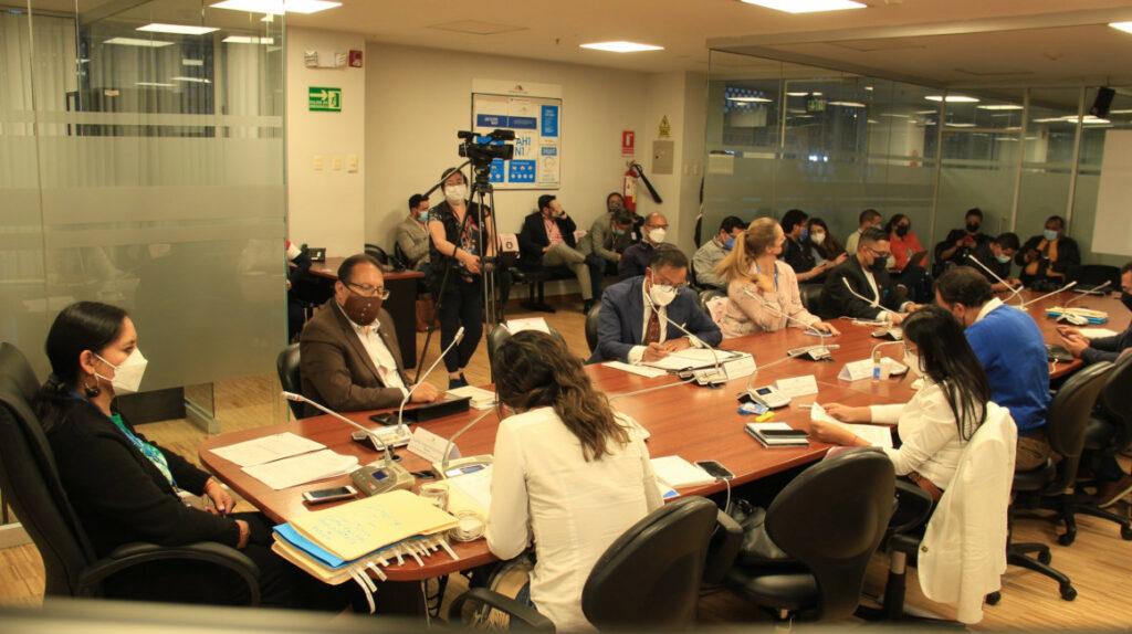 Comisión de Régimen Económico recomienda aprobar Proforma 2021