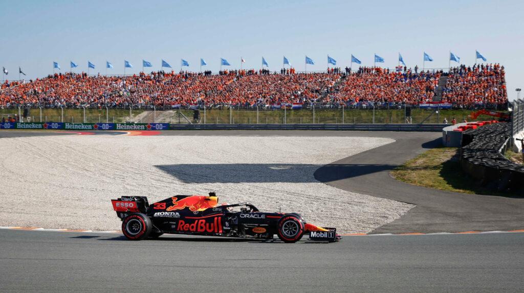 Verstappen saldrá primero en el Gran Premio de los Países Bajos