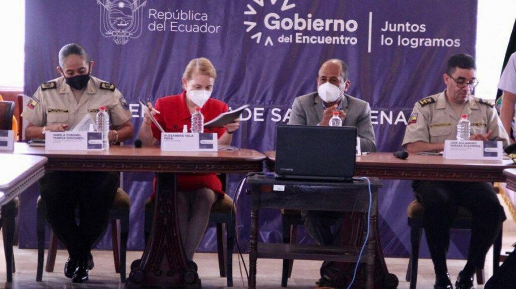 Comuna de Montañita, en Santa Elena, tendrá más controles en la temporada de playa