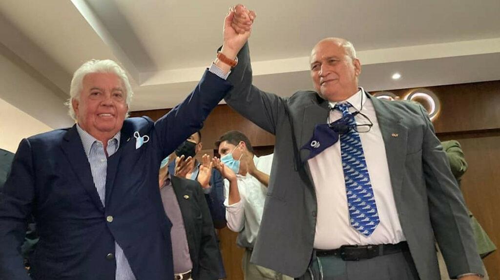 Jorge Delgado es el nuevo presidente del Comité Olímpico Ecuatoriano