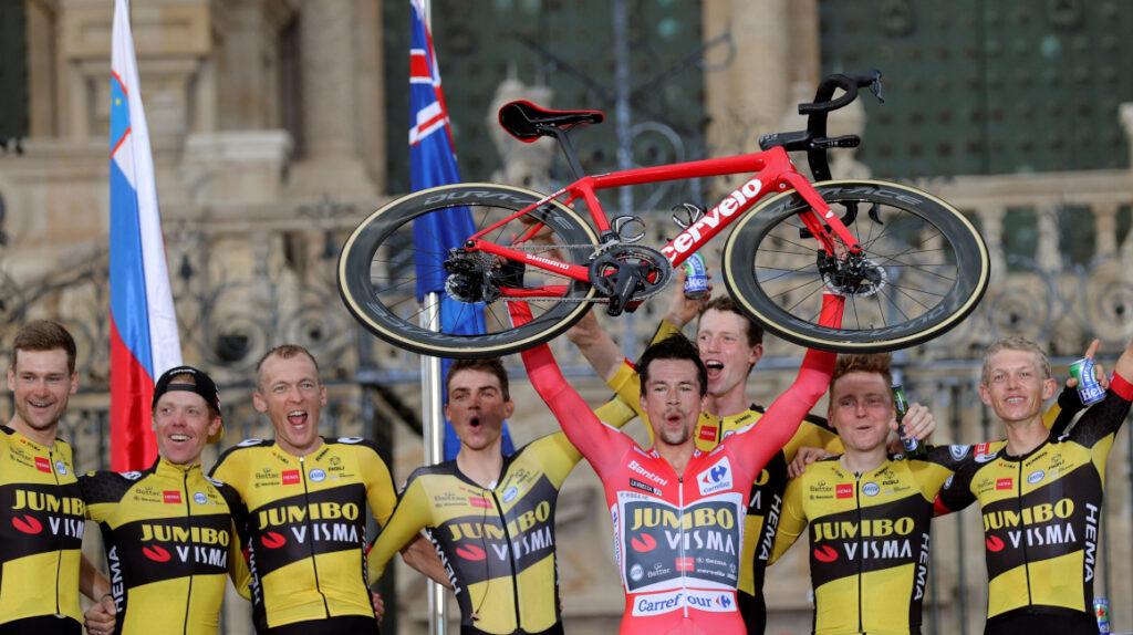La Vuelta 2022 se correrá del 19 de agosto al 11 de septiembre