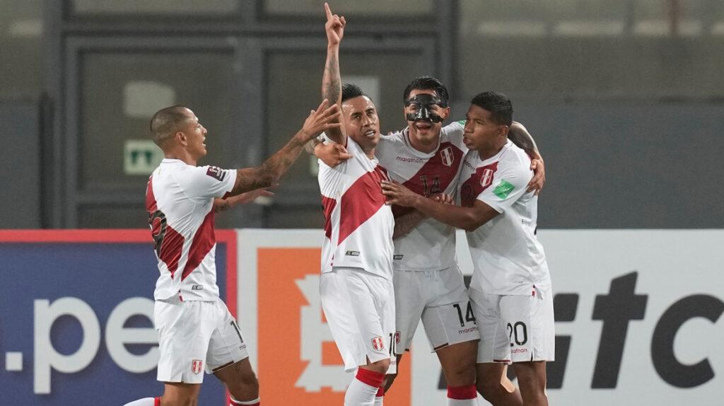 Perú gana por primera vez como local en las Eliminatorias a Catar