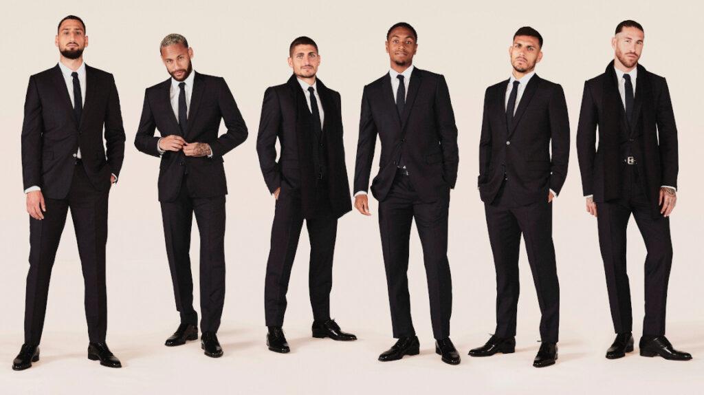 Dior vestirá a los jugadores del París Saint-Germain