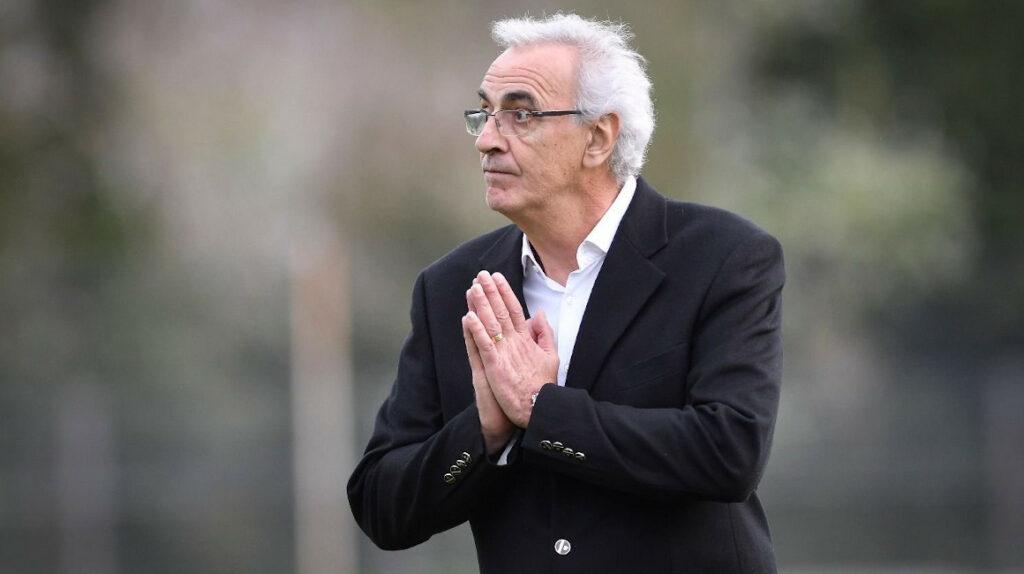 """Jorge Fossati: """"Ecuador y Uruguay llegan muy fuertes al partido"""""""