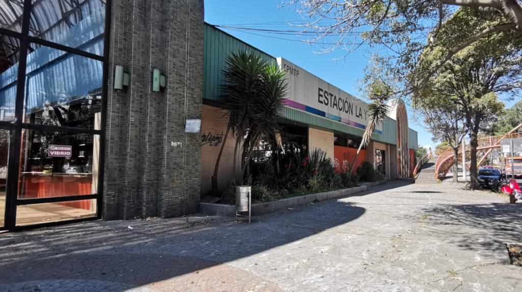 Municipio podría perder antigua estación norte del Trole por enredo judicial