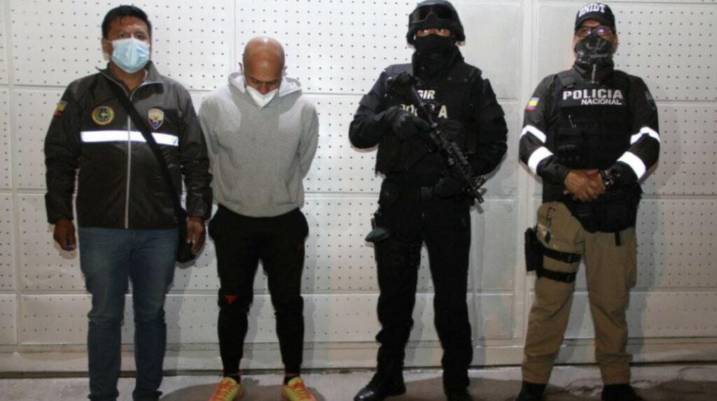 Nueve detenidos en operativos por tráfico de personas