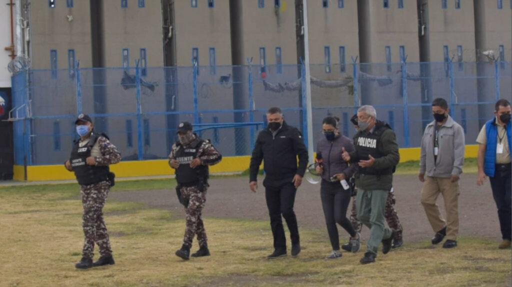 Inicia la repatriación de presos: seis narcos mexicanos regresan a su país