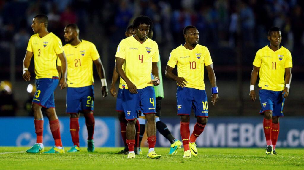 En 10 partidos, Ecuador nunca le ha ganado a Uruguay en Montevideo