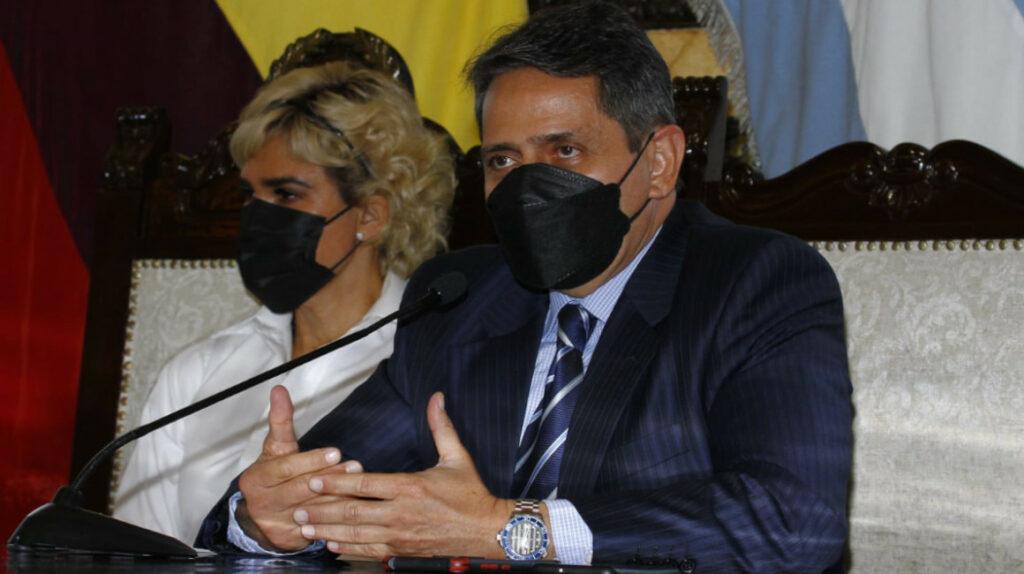 "Víctor Aráus: ""Vamos a recuperar lugares emblemáticos de Guayaquil"""
