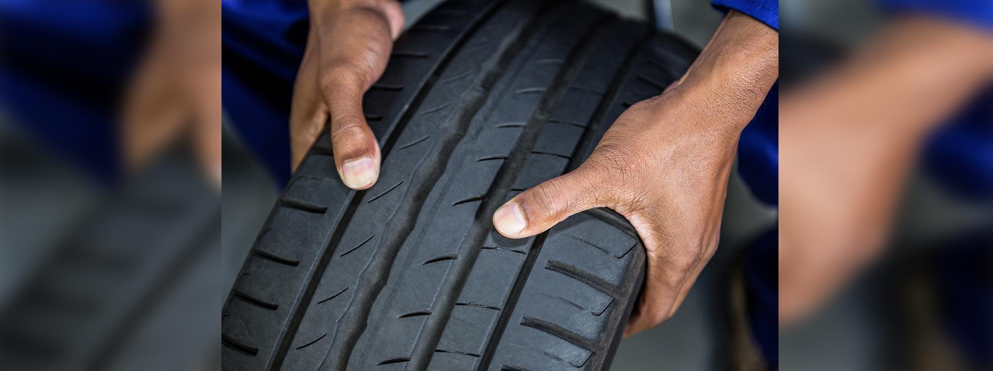 Los distintos tipos de neumáticos