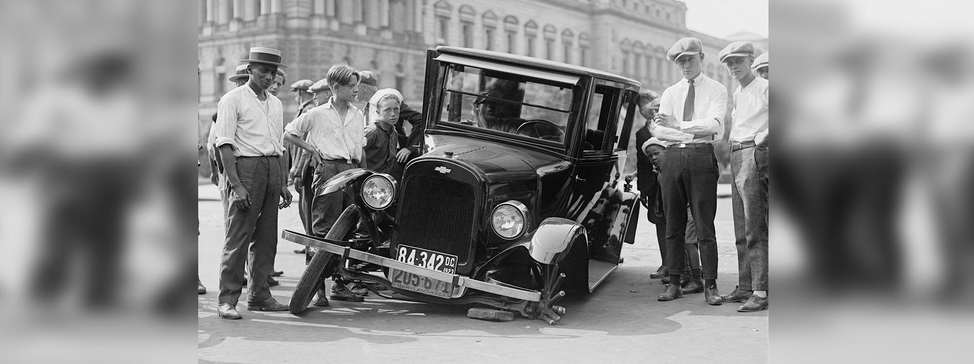 Así nacieron los primeros vehículos motorizados
