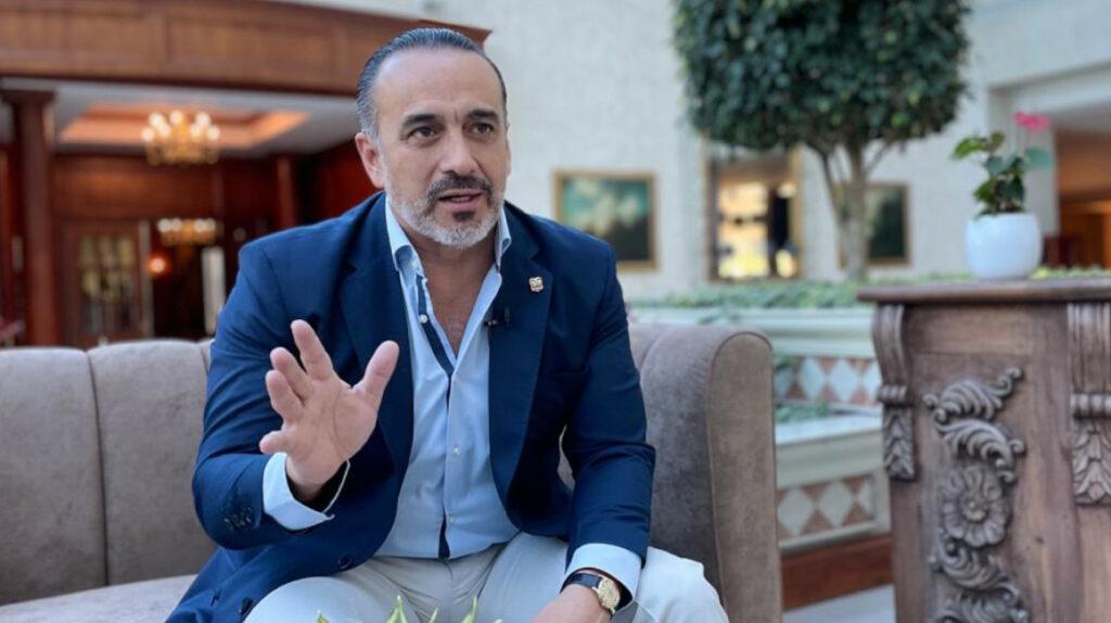 """Herrera: """"Queremos a Ecuador como destino de inversión inmobiliaria"""""""