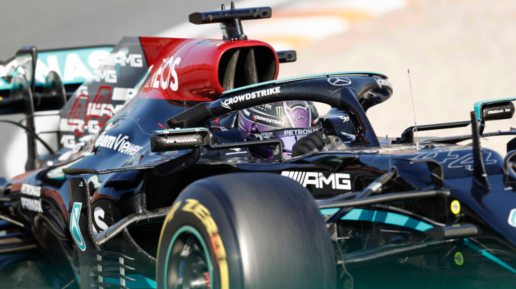 Hamilton y Mercedes van por el liderato del Mundial en Monza