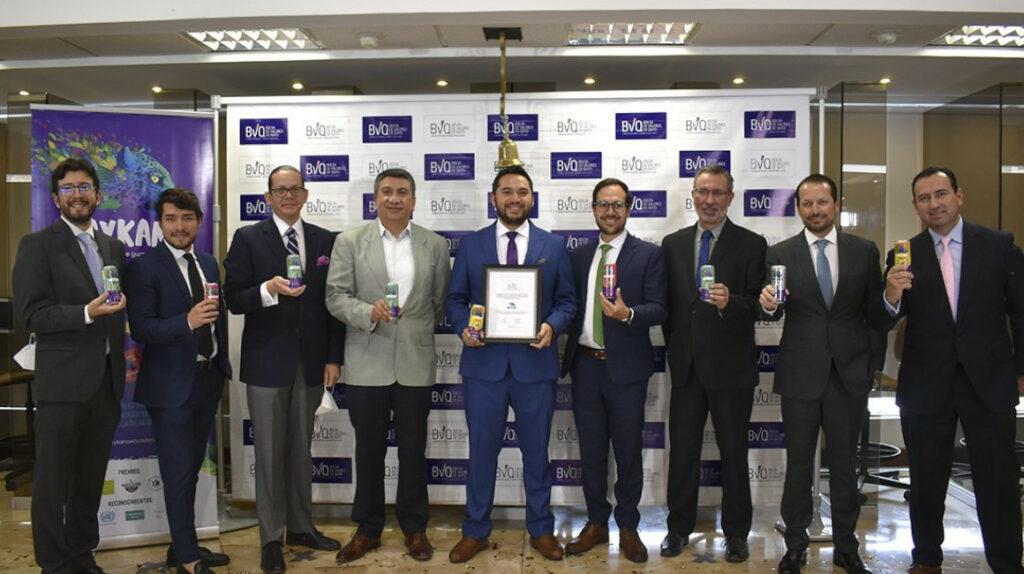 Waykana, la primera pyme ecuatoriana que negocia sus acciones en bolsa