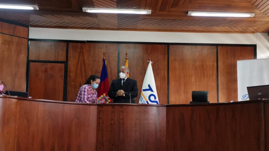 Hasta fin de mes se conocerá fallo sobre el caso Yunda en el TCE