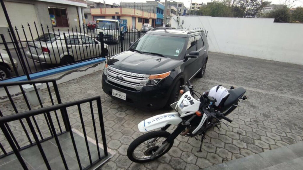 Policía detuvo a hermano de 'Don Naza' en Latacunga por caso Big Money