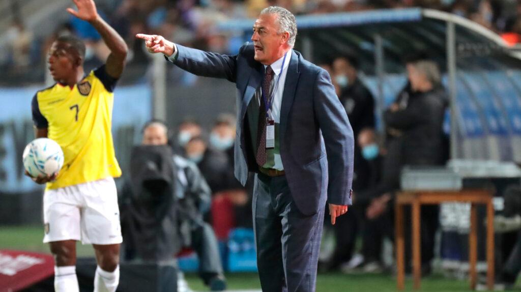 """Alfaro: """"Con bronca por la derrota, pero tranquilo con el rendimiento"""""""