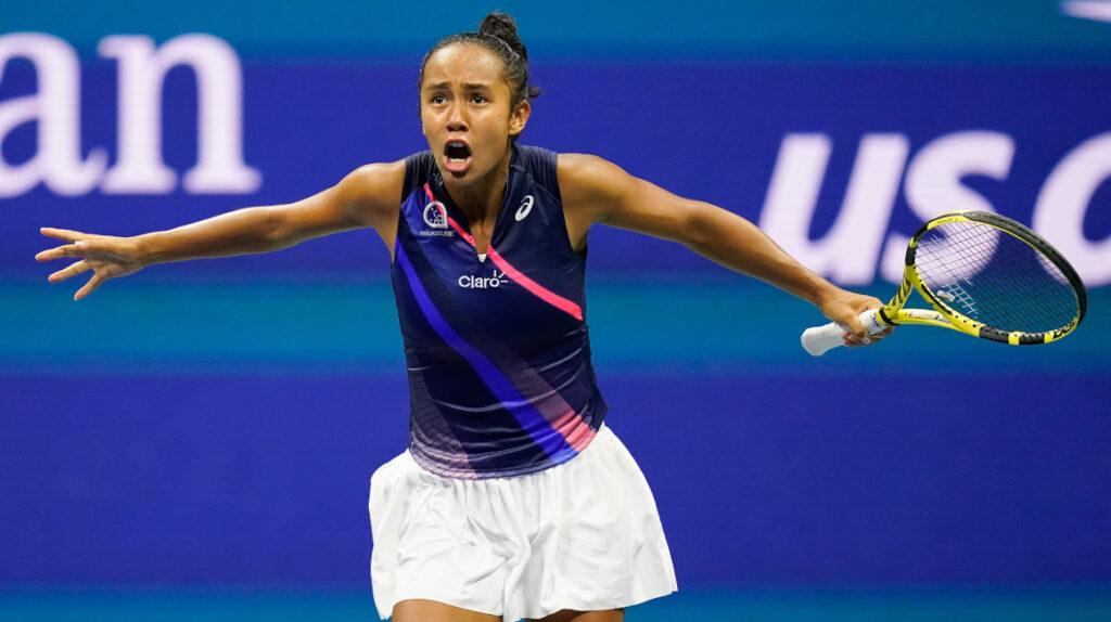 Leylah Fernández hace historia y avanza a la final del US Open