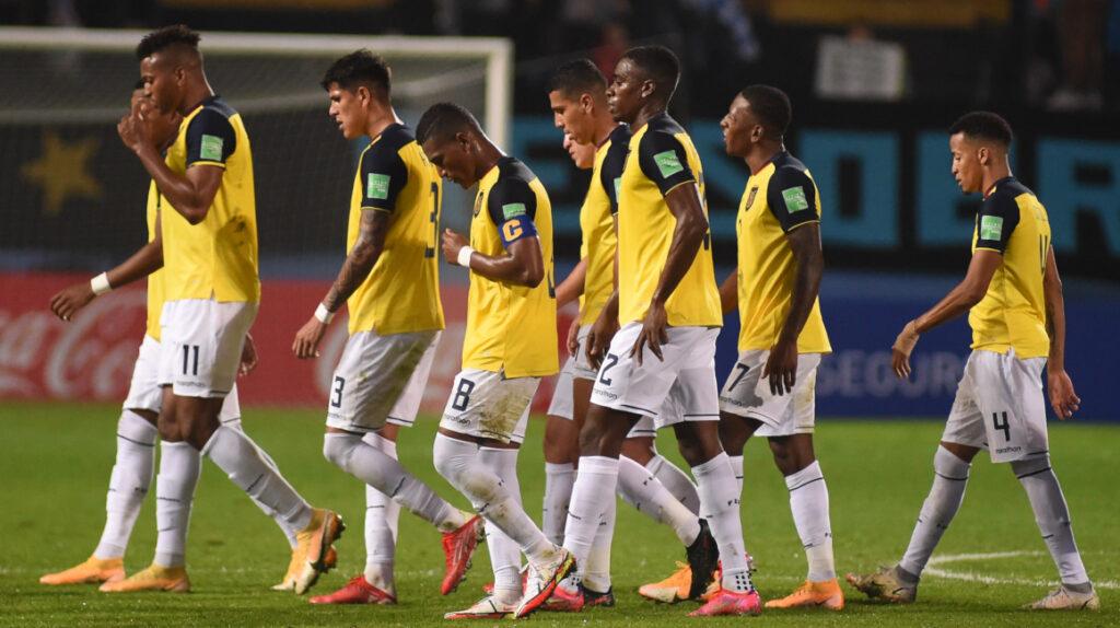 A mitad de camino, Ecuador está en zona de clasificación al Mundial