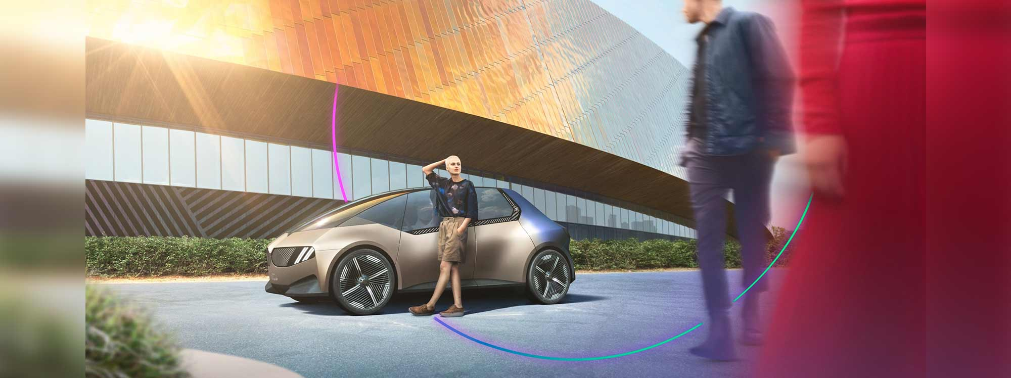 El innovador BMW i Vision Circular