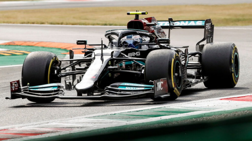 ValtteriBottas saldrá primero en la clasificación al sprint en Monza