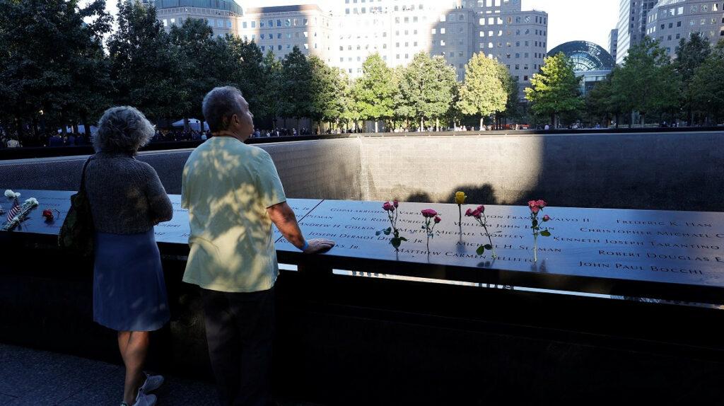 Estados Unidos recuerda los atentados del 11 de septiembre con acto solemne