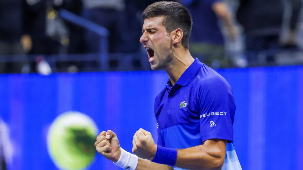 Djokovic vence a Zverev y jugará la final del US Open contra Medvedev