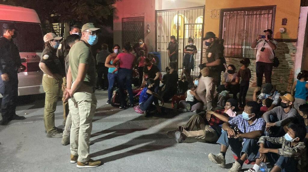 Al menos 218 ecuatorianos están en 'estaciones migratorias' en México