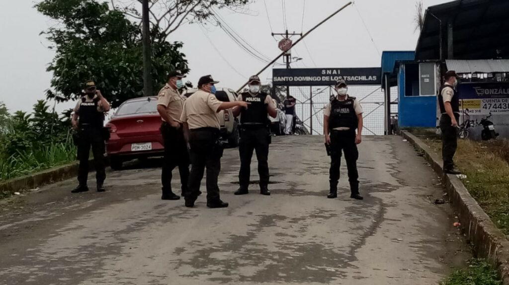 SNAI reportó dos presuntos suicidios en la cárcel de Santo Domingo
