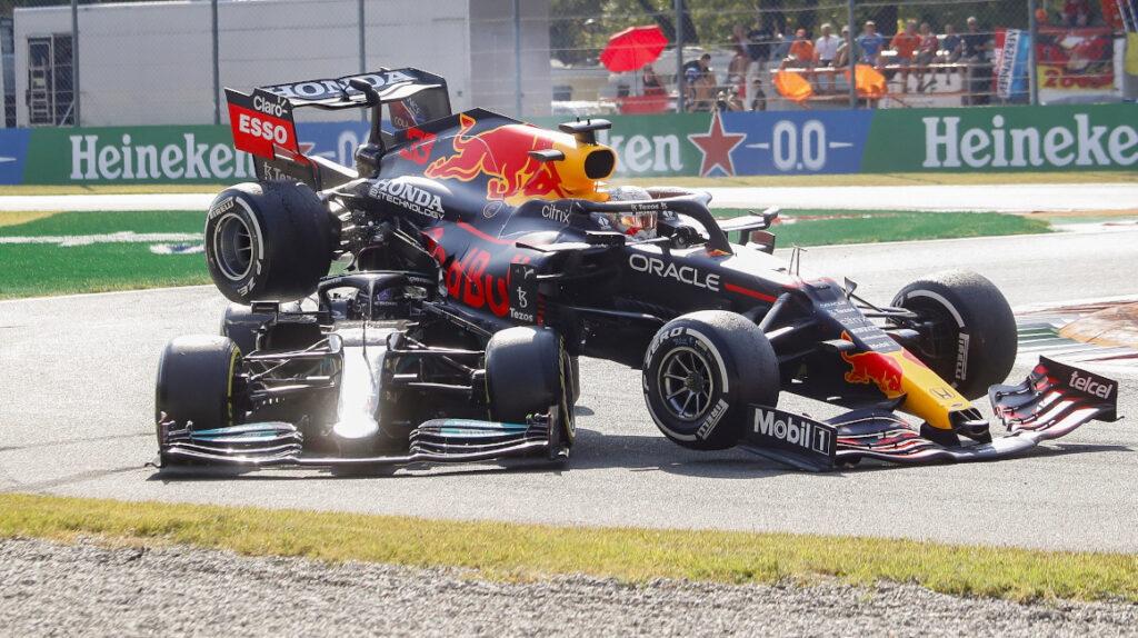 """Hamilton, tras el accidente: """"Verstappen sabía lo que iba a pasar"""""""