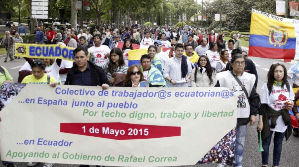 USD 8,7 millones en contratos de la Embajada en España bajo escrutinio