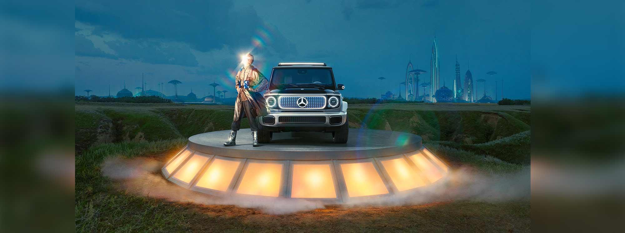 Mercedes Benz Clase G: nueva era de movilidad eléctrica