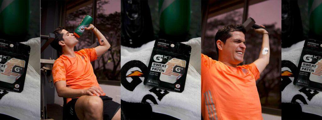 GX Sweat Patch: nueva innovación para todos los deportistas