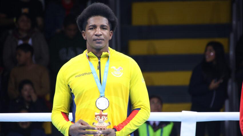 Julio Castillo fue subcampeón en los Juegos Panamericanos de Lima 2019.