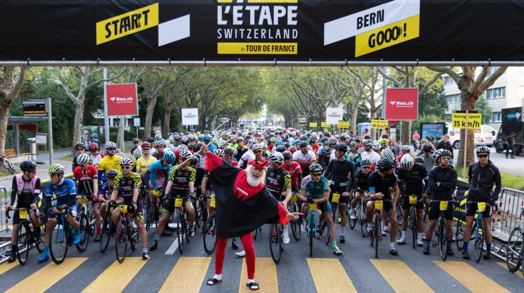 Una etapa amateur del Tour de Francia se correrá en Ecuador