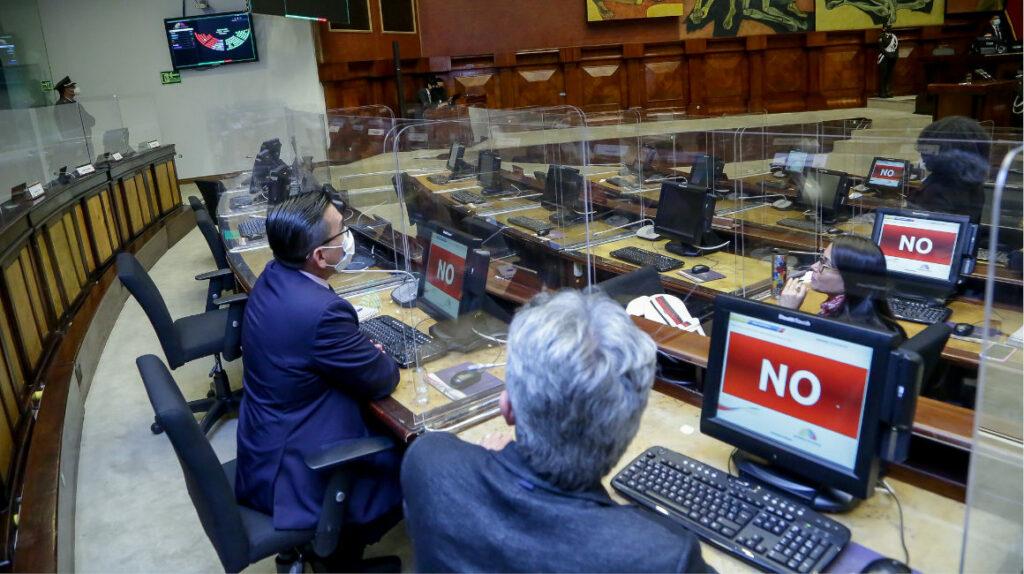 Pachakutik se rompió frente a la censura del Defensor del Pueblo