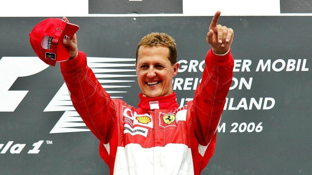 La grandeza de Michael Schumacher llega a Netflix
