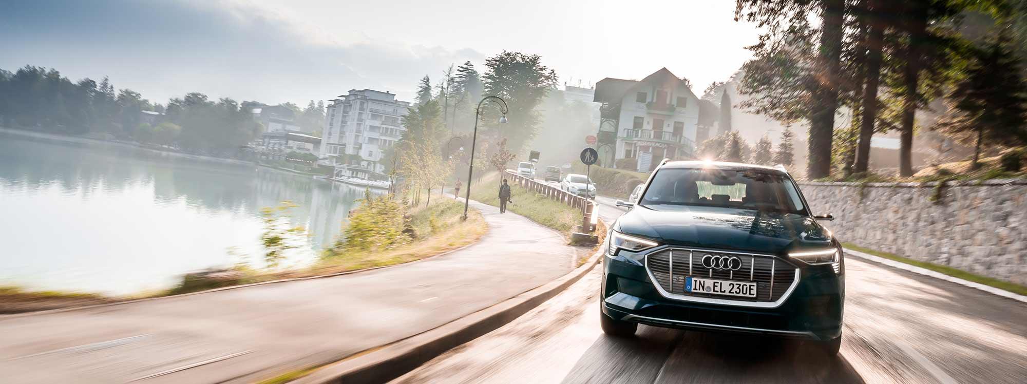 Audi E Tron, un ícono de la movilidad eléctrica ya está en Ecuador