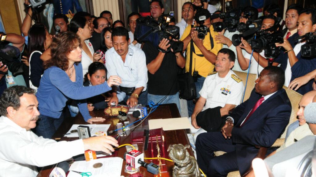 La Gobernación de Guayas, un despacho cada vez más inestable