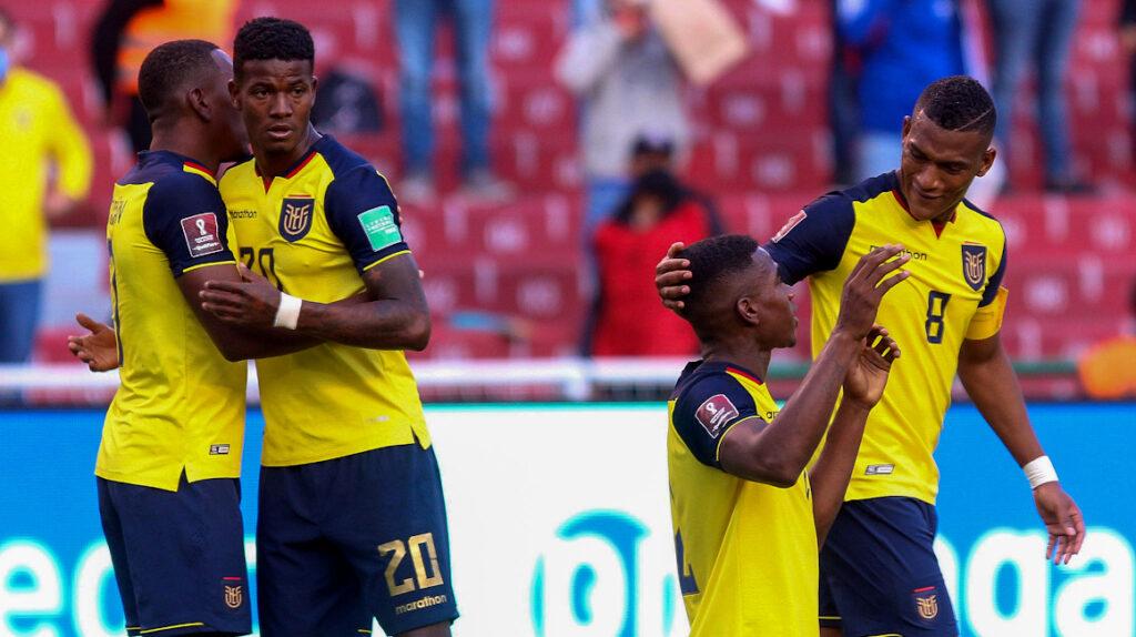 Ecuador escaló tres posiciones en el Ranking FIFA de septiembre