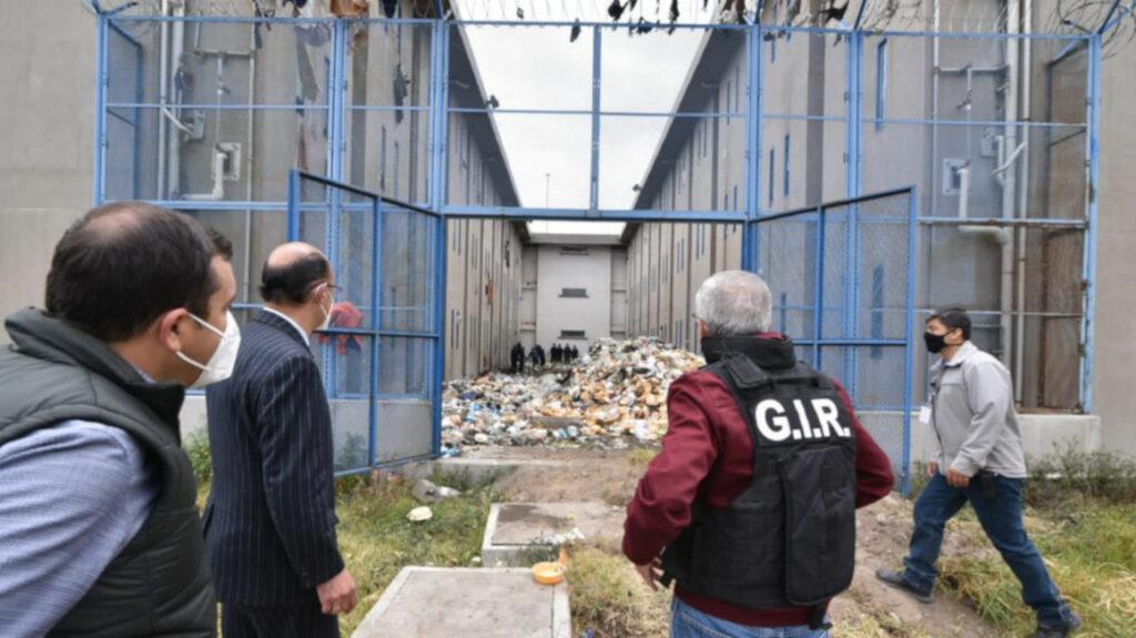 Cárceles van 56 días de emergencia, pero las inversiones no llegan
