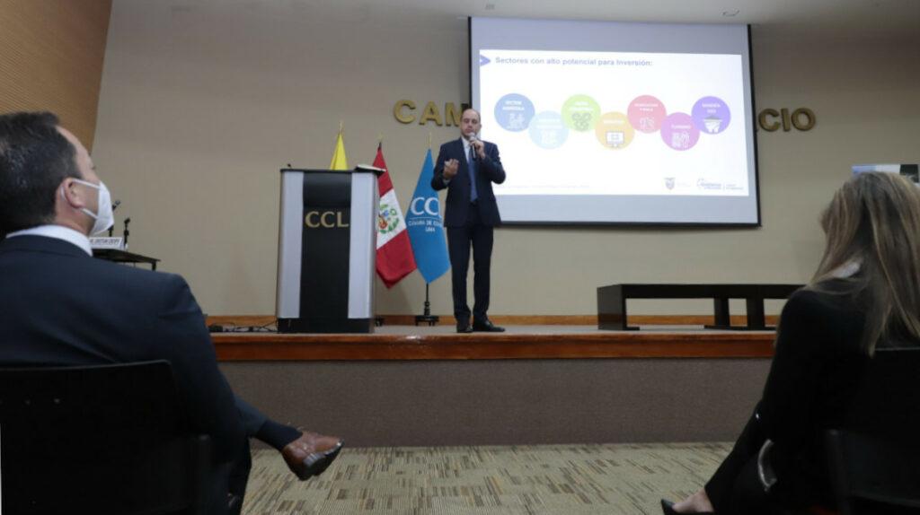 Capitales peruanos miran hacia Ecuador y aguardan la eliminación del ISD