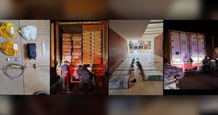 Últimas capturas de cocaína en el Puerto de Guayaquil