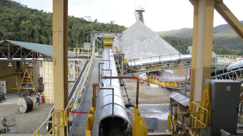 Ecuador: Cuatro proyectos mineros entrarán en producción hasta 2025