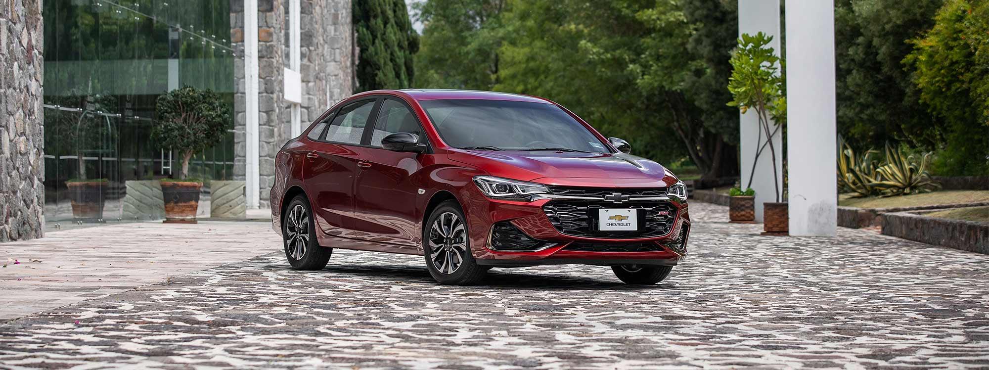 Chevrolet Cavalier con motorización turbo eficiente