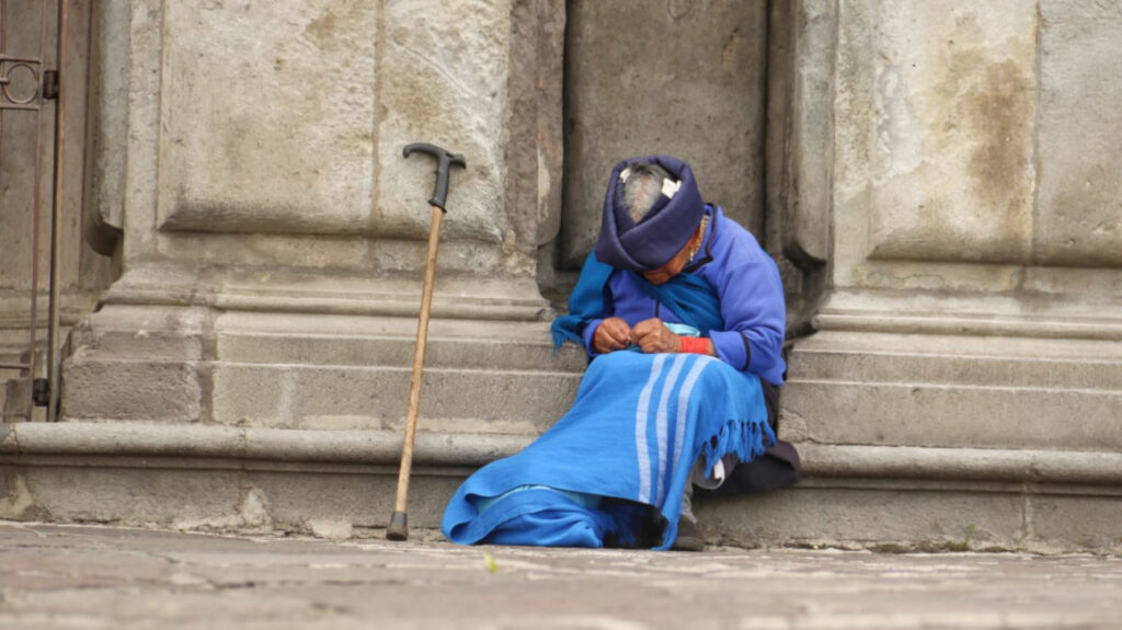 Un 60% de adultos mayores vive en situación de vulnerabilidad en Ecuador