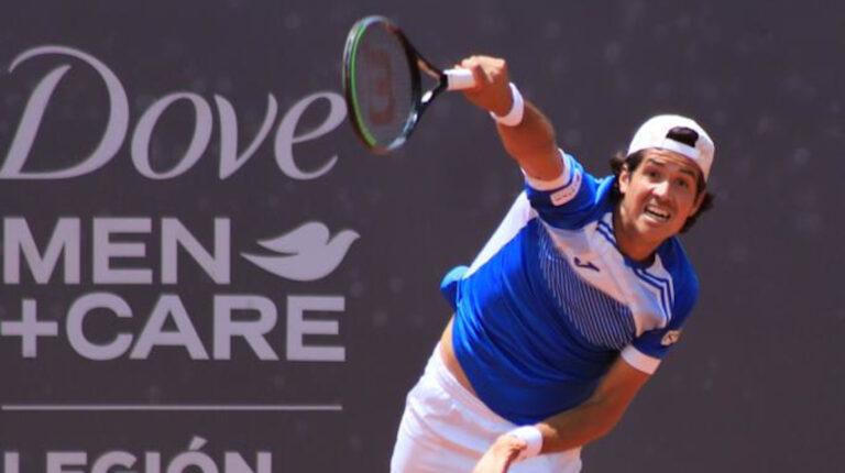Facundo Mena derrota a Gonzalo Lama y gana el Challenger de Quito