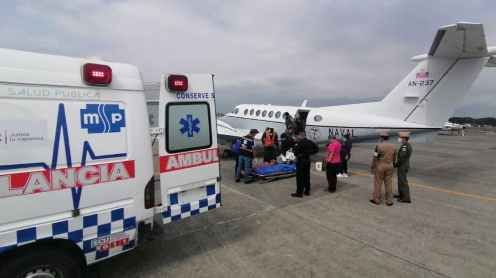 Solo la mitad de las ambulancias del Ministerio de Salud están operativas